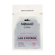 Nomad Coffee - El Salvador Los 3 Potros Espresso