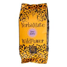WildPower Very Berry - yerba mate 400g