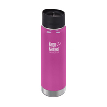 Klean Kanteen - Butelka termiczna Wide Vacuum Insulated - Wild Orchid 592ml