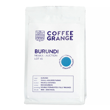 Coffee Grange - Burundi Nkaka Auction lot 45