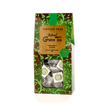 Vintage Teas Natural Green Tea - Gunpowder 1 Kandy - 20 torebek