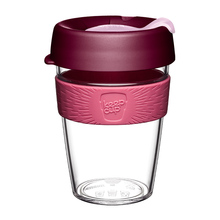 KeepCup Orginal Clear Bayberry 340ml