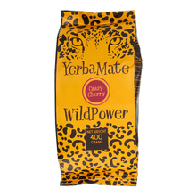 WildPower Crazy Cherry - yerba mate 400g