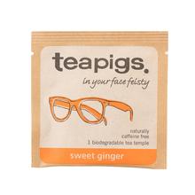 teapigs Sweet Ginger - Koperta