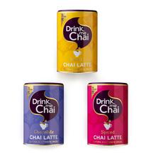 Zestaw Drink Me Chai - 3 puszki