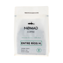 Nomad Coffee Costa Rica Turrialba Volcano Entre Rios Honey Espresso 250g, ziarno (outlet)