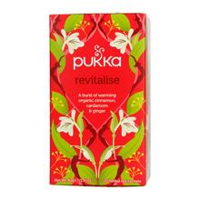 Pukka - Revitalise BIO - Herbata 20 saszetek