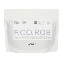 Nomad Colombia Urrado El Roble Washed FIL 250g, kawa ziarnista (outlet)
