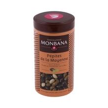 Monbana rodzynki w czekoladzie Pepites De La Mayenne (outlet)