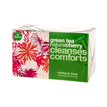 Vintage Teas Green Tea Cherry - 30 torebek