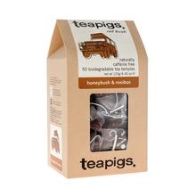 teapigs Honeybush and Rooibos 50 piramidek (outlet)
