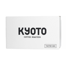 KYOTO Taster Box 4x100g FIL, kawa ziarnista (outlet)