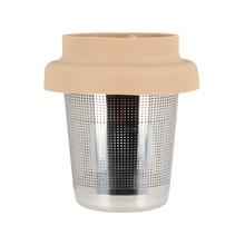 Magisso Lippa - Zaparzacz do herbaty - Kremowy