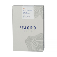 PRZELEW MIESIĄCA: Fjord - Guatemala Finca La Soledad Filter