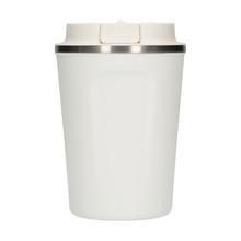 Asobu - Cafe Compact Biały - Kubek termiczny 380 ml