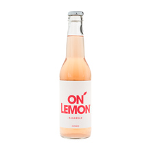 On Lemon - Rabarbar - Napój 330 ml