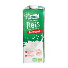 Natumi - Napój ryżowy bez dodatku cukru bezglutenowy 1L