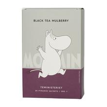Teministeriet - Moomin Black Tea Mulberry - Herbata 20 piramidek