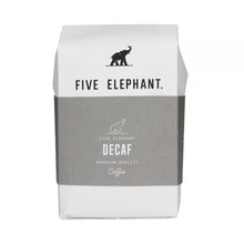 Five Elephant Colombia Cauca Decaf Washed Ethyl Acetate Decaffeinated 250g, kawa ziarnista (outlet)