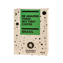 Diamonds Roastery - Brazil Fazenda Serrado Natural Espresso