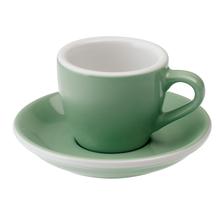 Loveramics Egg - Filiżanka i spodek Espresso 80 ml - Mint