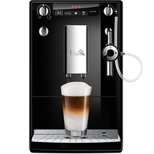 Melitta Caffeo Solo & Perfect Milk Czarny - Ekspres ciśnieniowy