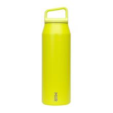 MiiR - Wide Mouth Bottle Żółta - Butelka termiczna 590 ml