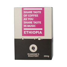 Diamonds Roastery - Ethiopia The King of Guji