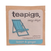 teapigs Lemon & Ginger - Koperta