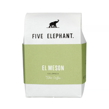 Five Elephant Colombia Huila El Meson Washed FIL 250g, kawa ziarnista (outlet)