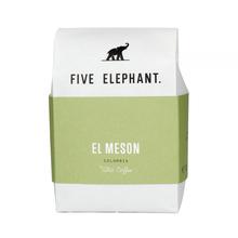 Five Elephant - Colombia El Meson