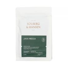 Solberg & Hansen Java Mocca FIL 250g, kawa ziarnista (outlet)