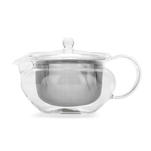 Hario Chacha Fukami Tea Pot 700ml - dzbanek do herbaty z filtrem
