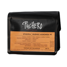 Puchero Coffee - Ethiopia Kilenso Mokonisa #2 Omniroast