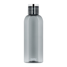 Asobu - Flip Side Water Bottle Szara - Butelka 700 ml