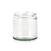 Comandante Bean Jar Clear Glass - Przezroczysty słoik na zmieloną kawę