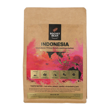 Rocket Bean Indonesia West Java Frinsa Estate Closed Tank Fermentation FIL 200g, kawa ziarnista (out