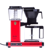 Moccamaster KBG 741 AO Red - Ekspres przelewowy (outlet)