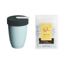 Zestaw: Kubek Loveramics Nomad + Herbata Solberg & Hansen