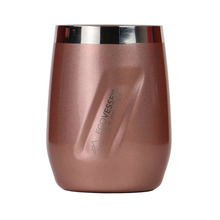 EcoVessel - Kubek termiczny Port - Różowe złoto 296 ml