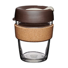 KeepCup Brew Cork Almond 340ml