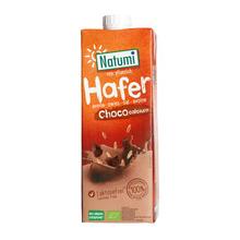 Natumi - Napój owsiano-czekoladowy z wapniem z alg morskich bez dodatku cukru 1L
