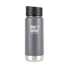 Klean Kanteen Wide Insulated Granite Peak 473ml - Grafitowy