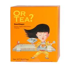 Or Tea? - EnerGinger - Herbata 10 Torebek