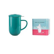 Zestaw Kubek z zaparzaczem Loveramics Pro Tea + Herbata Teministeriet Moomin