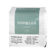 Populus Coffee - Honduras Dolmin Moreno (outlet)