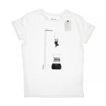 Koszulka Coffeedesk Chemex Biała - Męska L