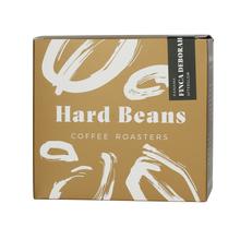 Hard Beans Panama Volcan Finca Deborah Geisha Afterglow Natural FIL 125g, kawa ziarnista (outlet)