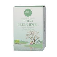 Just T - China Green Jewel - 20 Torebek