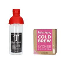 Zestaw Butelka Hario Cold Brew Tea + Herbata Teapigs